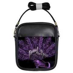 Panic At The Disco Girls Sling Bags by Onesevenart