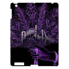 Panic At The Disco Apple Ipad 3/4 Hardshell Case by Onesevenart