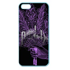 Panic At The Disco Apple Seamless Iphone 5 Case (color) by Onesevenart