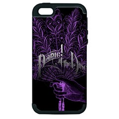 Panic At The Disco Apple Iphone 5 Hardshell Case (pc+silicone) by Onesevenart