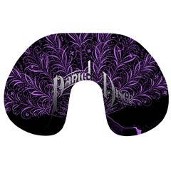 Panic At The Disco Travel Neck Pillows by Onesevenart