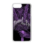 Panic At The Disco Apple iPhone 7 Plus White Seamless Case