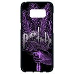 Panic At The Disco Samsung Galaxy S8 Black Seamless Case