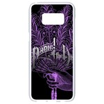 Panic At The Disco Samsung Galaxy S8 White Seamless Case