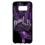 Panic At The Disco Samsung Galaxy S8 Plus Black Seamless Case