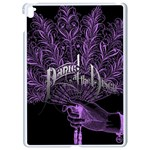 Panic At The Disco Apple iPad Pro 9.7   White Seamless Case