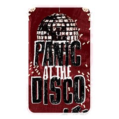 Panic At The Disco Poster Memory Card Reader by Onesevenart