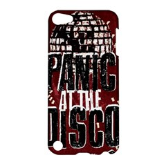 Panic At The Disco Poster Apple Ipod Touch 5 Hardshell Case by Onesevenart