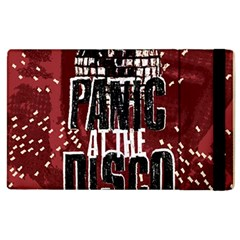 Panic At The Disco Poster Apple Ipad 2 Flip Case by Onesevenart
