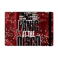 Panic At The Disco Poster Apple Ipad Mini Flip Case by Onesevenart