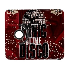 Panic At The Disco Poster Galaxy S3 (flip/folio) by Onesevenart