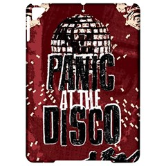 Panic At The Disco Poster Apple Ipad Pro 9 7   Hardshell Case by Onesevenart