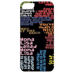 Panic At The Disco Northern Downpour Lyrics Metrolyrics Apple Iphone 5 Classic Hardshell Case by Onesevenart