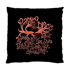 Panic At The Disco   Lying Is The Most Fun A Girl Have Without Taking Her Clothes Standard Cushion Case (one Side) by Onesevenart
