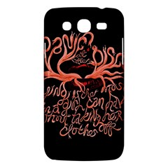 Panic At The Disco   Lying Is The Most Fun A Girl Have Without Taking Her Clothes Samsung Galaxy Mega 5 8 I9152 Hardshell Case  by Onesevenart