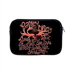 Panic At The Disco   Lying Is The Most Fun A Girl Have Without Taking Her Clothes Apple Macbook Pro 15  Zipper Case by Onesevenart