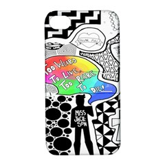 Panic ! At The Disco Apple Iphone 4/4s Hardshell Case With Stand by Onesevenart