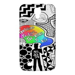 Panic ! At The Disco Samsung Galaxy Mega 6 3  I9200 Hardshell Case by Onesevenart