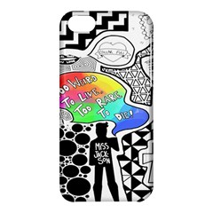 Panic ! At The Disco Apple Iphone 5c Hardshell Case by Onesevenart