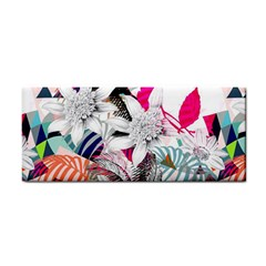 Flower Graphic Pattern Floral Cosmetic Storage Cases by Mariart