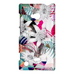 Flower Graphic Pattern Floral Nokia Lumia 720 by Mariart
