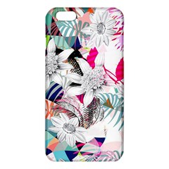 Flower Graphic Pattern Floral Iphone 6 Plus/6s Plus Tpu Case by Mariart