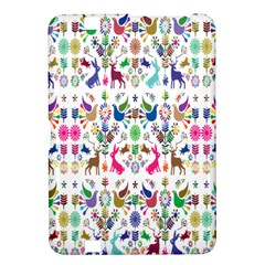 Birds Fish Flowers Floral Star Blue White Sexy Animals Beauty Rainbow Pink Purple Blue Green Orange Kindle Fire Hd 8 9  by Mariart