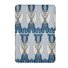 Flower Floral Leaf Beauty Art Samsung Galaxy Tab 2 (10 1 ) P5100 Hardshell Case  by Mariart