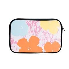 Flower Sunflower Floral Pink Orange Beauty Blue Yellow Apple Macbook Pro 13  Zipper Case by Mariart