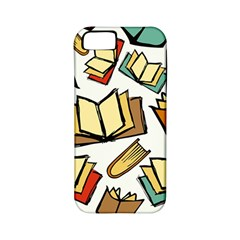 Friends Library Lobby Book Sale Apple Iphone 5 Classic Hardshell Case (pc+silicone) by Mariart