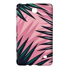 Graciela Detail Petticoat Palm Pink Green Samsung Galaxy Tab 4 (8 ) Hardshell Case  by Mariart