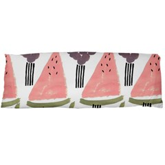 Grapes Watermelon Fruit Patterns Bouffants Broken Hearts Body Pillow Case Dakimakura (two Sides)