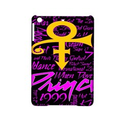 Prince Poster Ipad Mini 2 Hardshell Cases by Onesevenart