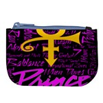 Prince Poster Large Coin Purse
