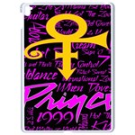 Prince Poster Apple iPad Pro 9.7   White Seamless Case