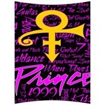 Prince Poster Back Support Cushion