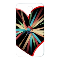 Above & Beyond Samsung Galaxy Mega I9200 Hardshell Back Case by Onesevenart