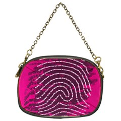 Above & Beyond Sticky Fingers Chain Purses (one Side)  by Onesevenart