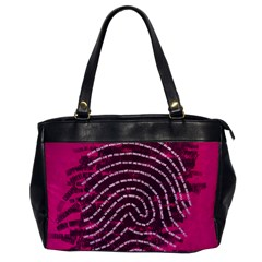 Above & Beyond Sticky Fingers Office Handbags by Onesevenart
