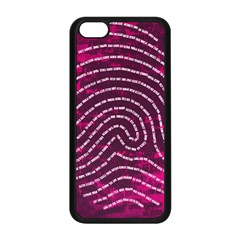 Above & Beyond Sticky Fingers Apple Iphone 5c Seamless Case (black) by Onesevenart