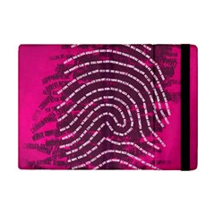 Above & Beyond Sticky Fingers Ipad Mini 2 Flip Cases by Onesevenart