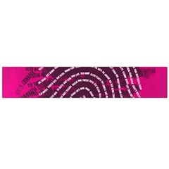 Above & Beyond Sticky Fingers Flano Scarf (large) by Onesevenart
