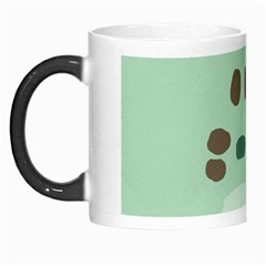 Lineless Background For Minty Wildlife Monster Morph Mugs by Mariart
