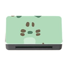 Lineless Background For Minty Wildlife Monster Memory Card Reader With Cf
