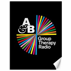 Above & Beyond  Group Therapy Radio Canvas 36  X 48   by Onesevenart