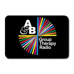 Above & Beyond  Group Therapy Radio Plate Mats by Onesevenart