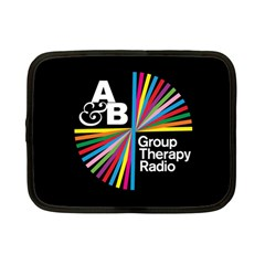 Above & Beyond  Group Therapy Radio Netbook Case (small)  by Onesevenart