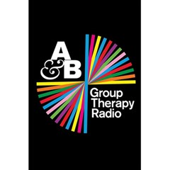 Above & Beyond  Group Therapy Radio 5 5  X 8 5  Notebooks by Onesevenart