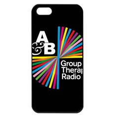 Above & Beyond  Group Therapy Radio Apple Iphone 5 Seamless Case (black) by Onesevenart