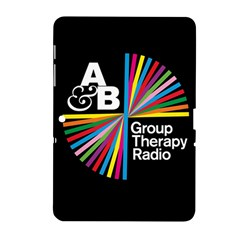 Above & Beyond  Group Therapy Radio Samsung Galaxy Tab 2 (10 1 ) P5100 Hardshell Case  by Onesevenart